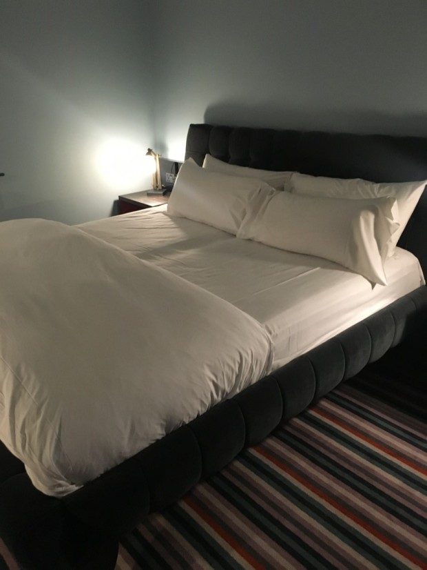 bed in cardiff